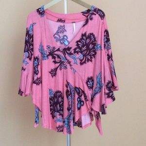 NWT FREE PEOPLE PASSION FLOWER